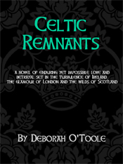 "Second book cover for ""Celtic Remnants"" (2002). Click on image to view larger size in a new window."