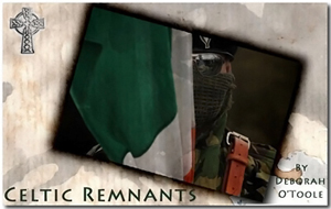 "New graphic button for ""Celtic Remnants."" Click on image to view larger size in a new window."