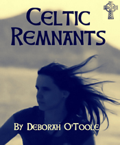 "Variation of the final cover for ""Celtic Remnants"" (retro)"