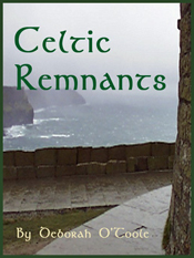 "First book cover for ""Celtic Remnants"" (2001). Click on image to view larger size in a new window."
