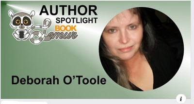 Author Spotlight @ Book Lemur