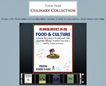 Food Fare Culinary Collection Photo Gallery