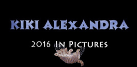 Kiki Alexandra: 2016 in Pictures