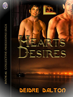 "Final cover for ""Hearts Desires."" Click on image to view larger size in a new window."