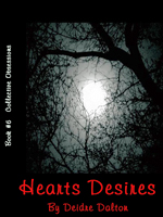 "Second cover for ""Hearts Desires."" Click on image to view larger size in a new window."