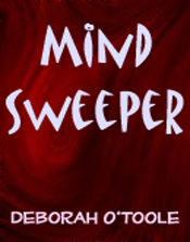 "Second book cover for ""Mind Sweeper."""