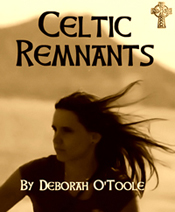 "Variation of the final cover for ""Celtic Remnants"" (sepia)"
