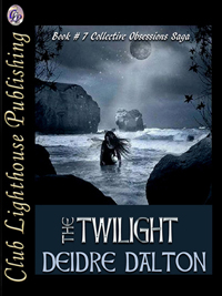 """The Twilight"" by Deborah O'Toole writing as Deidre Dalton is now available in paperback!"